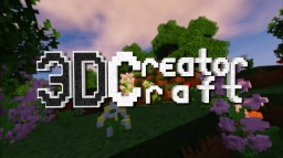 3D CreatorCraft | CreatorLabs' Big Launch | 1.9-1.13 Minecraft