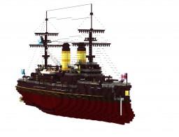 IRN Borodino (1:1 scale) Minecraft