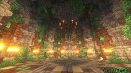 MysticRunes Gallery - Dungeon Catacombs Minecraft Map & Project
