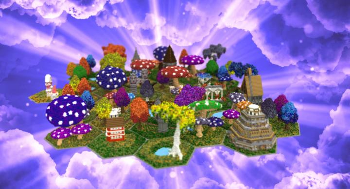 Popular Server Project : Hexagonal Fantasy