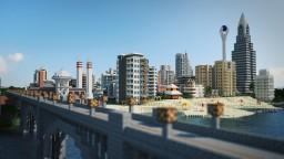 City Shots Minecraft Map & Project