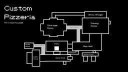 My Custom Pizzeria Minecraft Map & Project