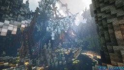 MysticRunes Gallery - Dungeon Deep Lagoons Minecraft Map & Project