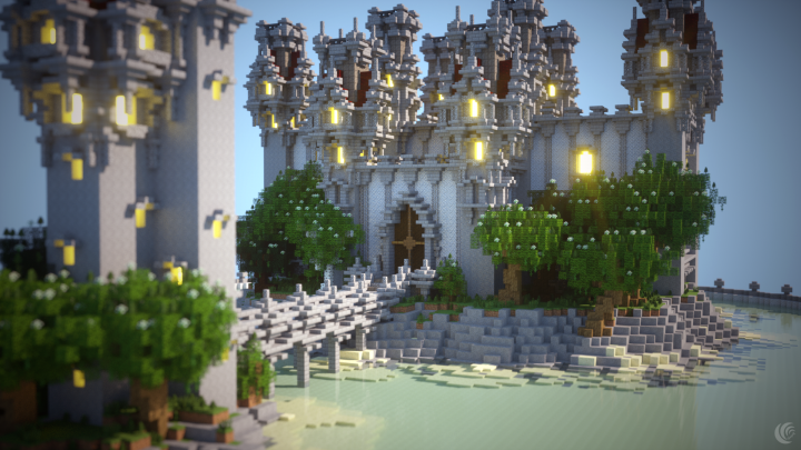 Popular Project : Castle Of The Sea