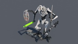 General Grievous Minecraft Map & Project