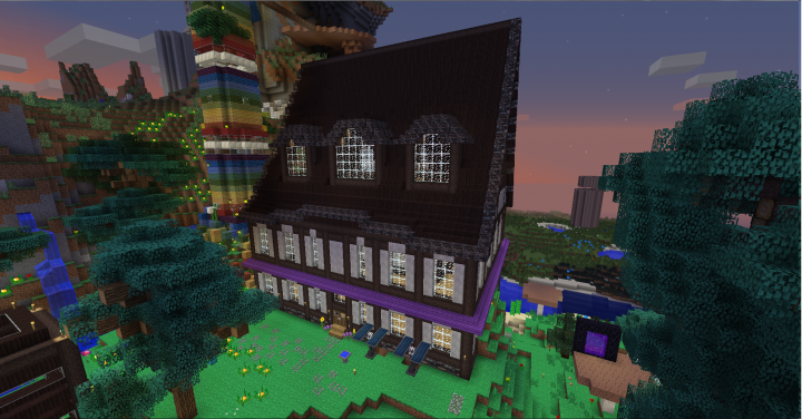 Popular Server Project : Nils' House
