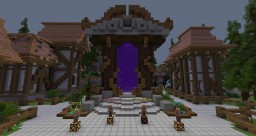 BlazeBlocks Network Minecraft Server