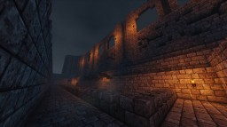 Quests of darkness Minecraft Map & Project