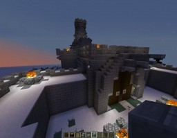 Castle of PUGS Minecraft Map & Project