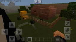 Hello Neighbour MCPE Edition Minecraft Map & Project