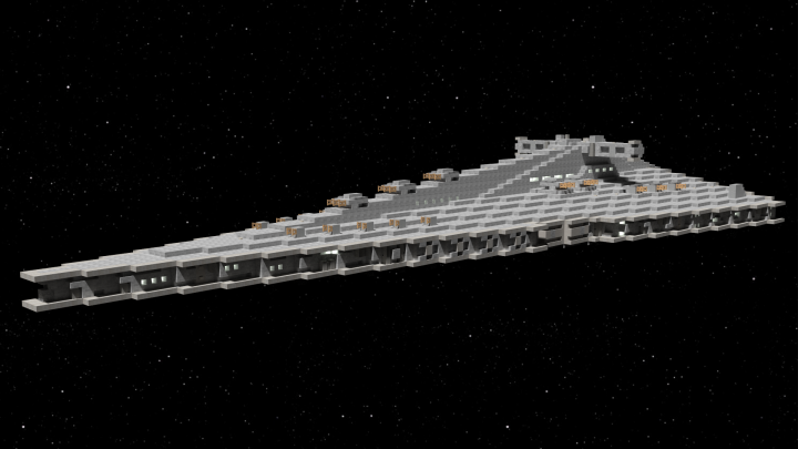 Popular Project : Coercitor Class Star Destroyer
