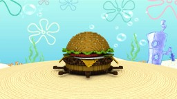 Crabsburger Minecraft Map & Project