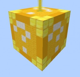LuckyBlocks Datapack (more than 150 events) Minecraft Data Pack