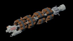 BSG Colonial Tanker Minecraft Map & Project