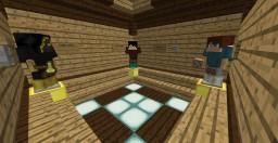 The Three Blocks Minecraft Map & Project