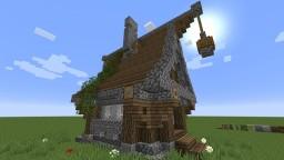 Domek Minecraft Map & Project