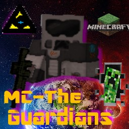 MC-The Guardians New Server Build 1.12.2 Minecraft Map & Project