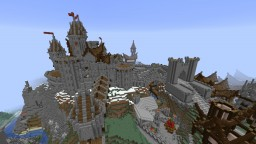 EPIC MEDIEVAL  CITY | Lagoka Minecraft Map & Project