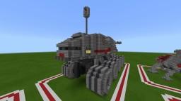 HAVw A6 Juggernaut Turbo Tank Minecraft Map & Project