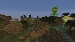 Minni magic Swamp Minecraft Map & Project