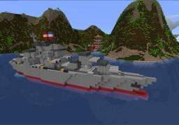 NavalClash Vehicle Combat Server Minecraft Server
