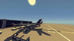 Minecraft International Airport Minecraft Map & Project