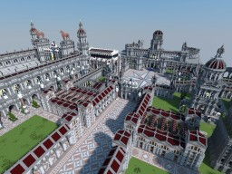 The Roman City of Palandar Minecraft