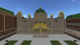 Republic City - City Hall Minecraft Map & Project