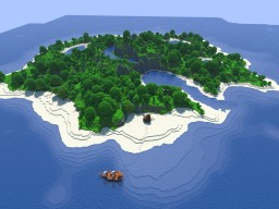 Island of Sabiju Minecraft Map & Project