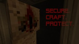 SCP - Secure. Craft. Protect. (1.13) Minecraft Map & Project
