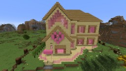 GAMINGWITHJEN'S NEW RANCH HOUSE! (PAT AND JEN) Minecraft Map & Project