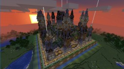 Server Spawn with Marketplace Minecraft Map & Project