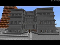 The Dental physical and phyciatric building! Minecraft Map & Project