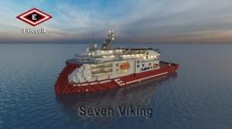 Seven Viking [Scale 1:1] Minecraft