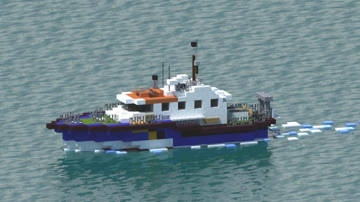 Popular Project : SP Pathfinder - Pilot boat