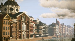 Sint-Dominicuskerk Rotterdam,  Netherlands (100th Submission) Minecraft Map & Project