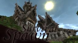Survival spawn Minecraft