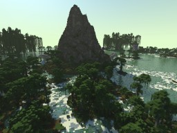 Swamps of Gangu Minecraft Map & Project