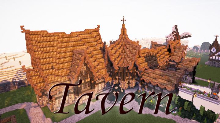 Popular Server Project : Medival Tavern