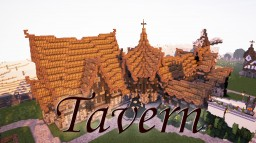 Medival Tavern Minecraft Map & Project