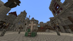 Mineval World - Varoma and Surrounding Lands Minecraft Map & Project
