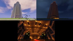 The Amafu tower Minecraft Map & Project