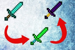 Animated sword 1.8.9 (16x16) Minecraft Texture Pack