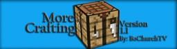 [Datapack] More Crafting v1.1 Minecraft Mod