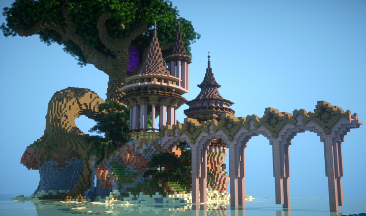 Popular Project : Calm Island