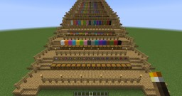 Colourful Shop Minecraft Map & Project