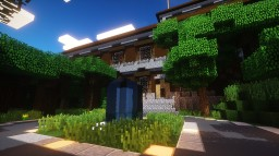 Legopitstop's mansion world Minecraft Map & Project
