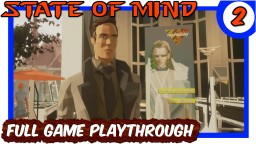 State Of Mind: Full Game Playthrough [2] Minecraft Blog Post