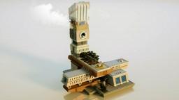 Skyscraper Solo Minecraft Project Contest - Quantonic Designs, Company headquarters Minecraft Map & Project