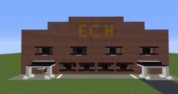 Middle School (1:1 Scale) Minecraft